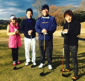 IMG 2672 300x285 第一回 自由が丘 MIRAI CUP ALL STAR CHARTY GOLF × TEAM KENJIRO